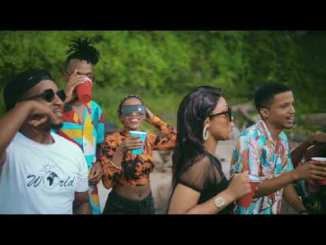 VIDEO: Kenza Ft. Kyle Deutsch & Mthunzi – Give It All