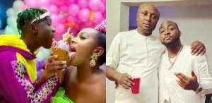 Davido reacts to DJ Cuppy's legal threat against Israel DMW