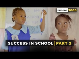 VIDEO: Mark Angel Comedy - Success In School | Part 2 (Episode 300B)