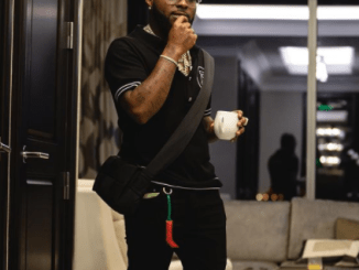 Davido Reacts To Kanye West's $6.6 Billion Net Worth