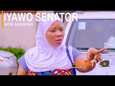Iyawo Senator - Latest Yoruba Movie 2021 Drama