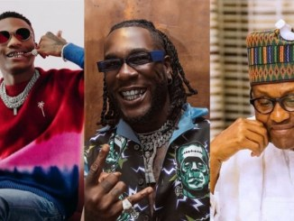 President Buhari Congratulates Burna Boy And Wizkid On Their Grammy Award Wins