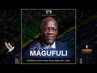 Konde Music Artists - Asante Magufuli Ft. Harmonize