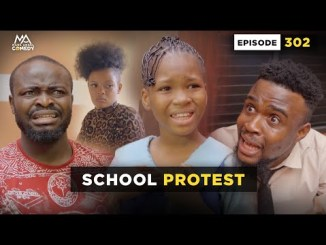 VIDEO: Mark Angel Comedy - School Protest (Episode 302)