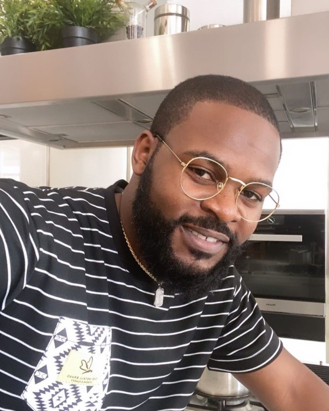 Falz Tattoos Entire Family On His Arm (Photos)