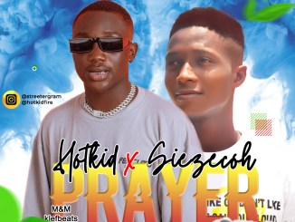Hotkid x Siezecoh – Prayer