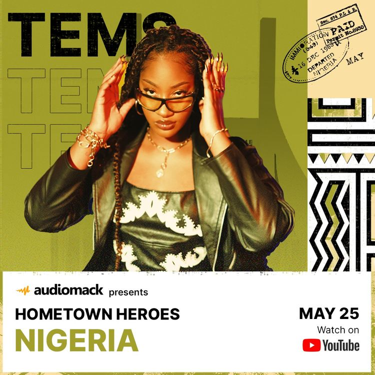 Tems - These Days (Hometown Heroes Version)