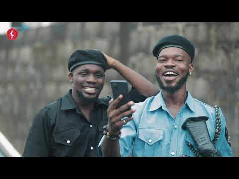VIDEO: Broda Shaggi x Officer Woos - Officers On Duty