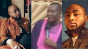 Davido tweets after viral video of Pastor narrating a vision of the singer being poisoned by someone sleeping in his house (video)