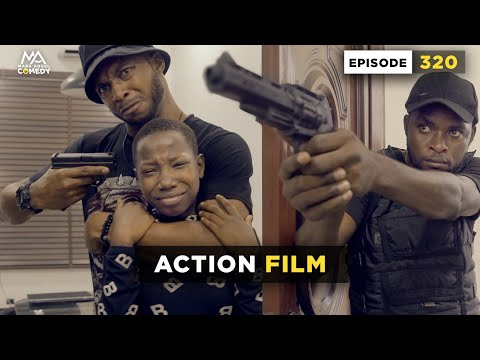 VIDEO: Mark Angel Comedy - Action Film (Episode 320)