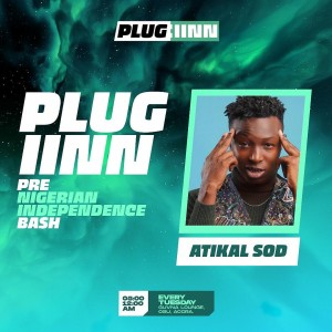 Gasmilla Hosts Atikal SOD In Accra-Ghana For The Plugiinn Pre-Independence Jam Curated By Sheldon The Turn Up