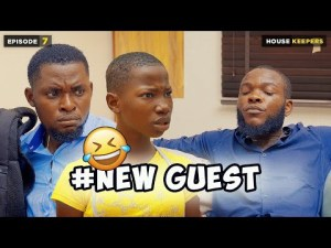 VIDEO: Mark Angel Comedy - New Guest (Episode 7) House Keepers Series