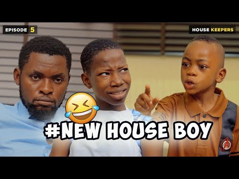 VIDEO: Mark Angel Comedy - New Houseboy Episode 5   House Keepers Series