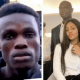 The 24-year old man who threatened to assassinate Regina Daniels has been arrested by the Police
