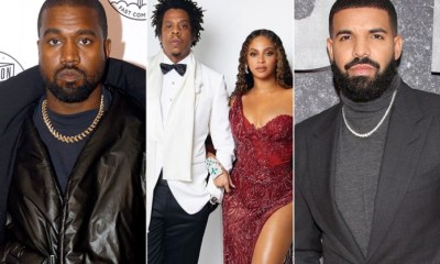 Forbes Announced Top 20 Earning Musicians Of 2019 (See List)