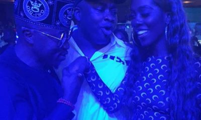 King of Iwo asks whether he should marry Tiwa Savage; His wife reacts