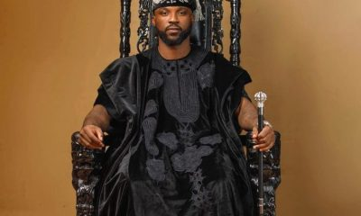 Singer Iyanya squashes beef with Ubi Franklin, openly prays for him