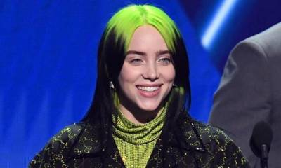 Billie Eilish Just Made So Much History at the 2020 Grammys With All Her Wins