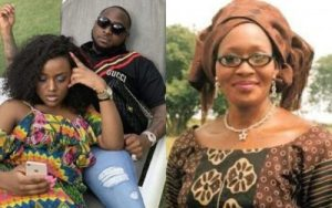 Kemi Olunloyo Challenges Davido To Retake DNA Test Over Child He Denied 7 Years Ago