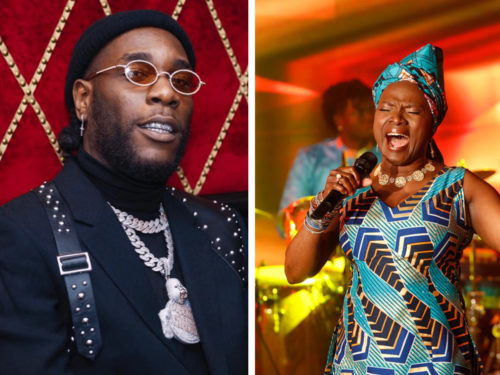 Nigerians Denigrate Burna Boy On Losing Grammy To Angelique Kidjo || See Epic Reactions