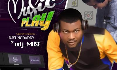 DJ Yungdaddy Ft. DJ Muse - Let The Music Play Mixtape