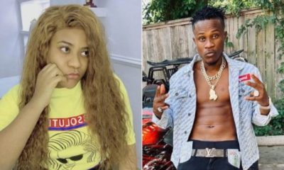 Dotman And Actress, Nkechi Blessing Clash On Social Media Over Minor Issue