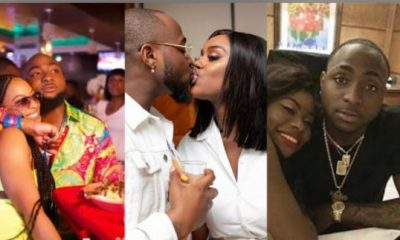 6 Sexy Ladies Davido Has Been Linked With [Photos]