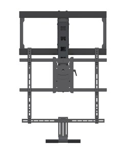 """55""""-80"""" Above Fireplace Pull-down Full-motion TV Wall Mount (SMF800) 11"""