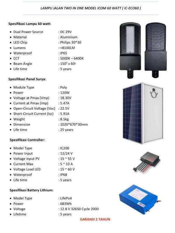 PJU Solarcell