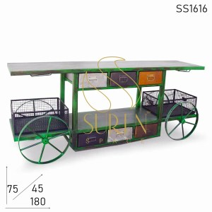SS1616 Industrial Furniture Design INDIA