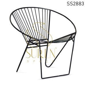 Round Shape MS Outdoor Rest Chair