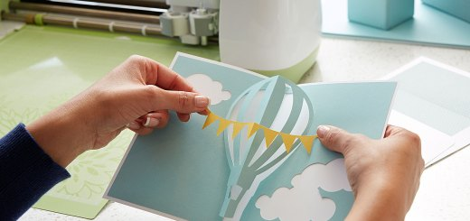 Artfully Sent Cricut Cartridge