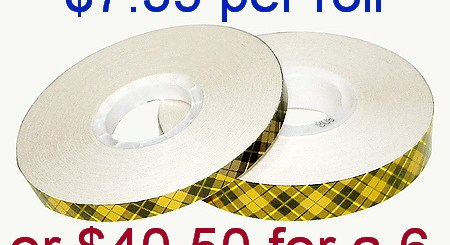SCOTCH ATG refill rolls ACID FREE