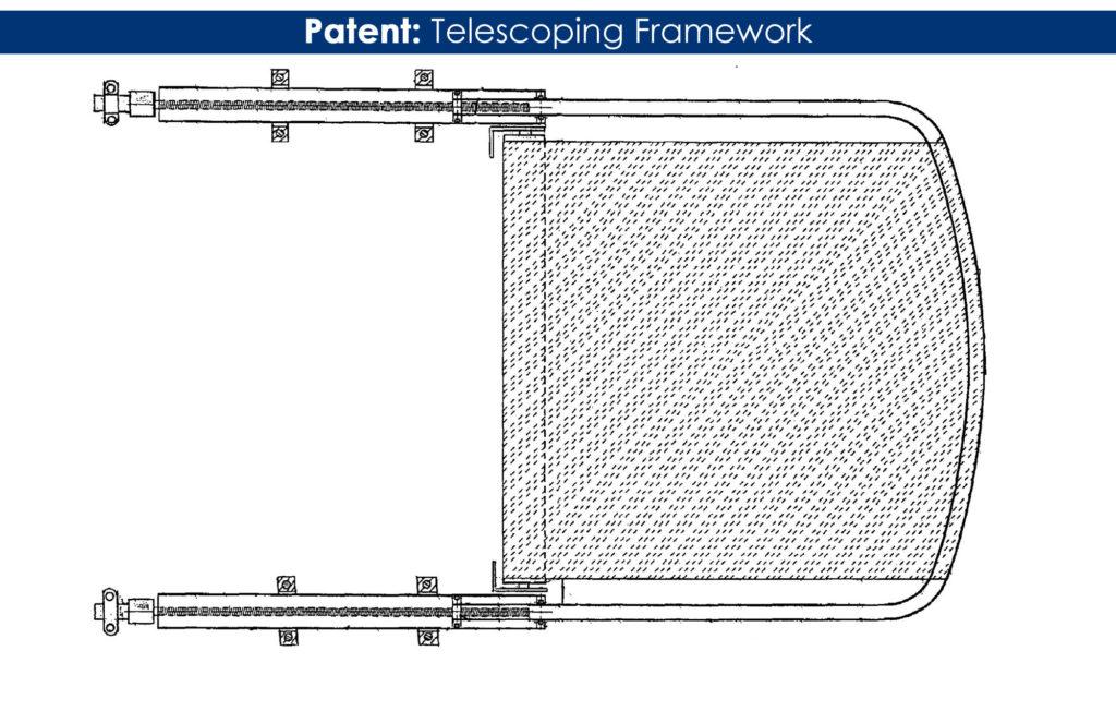 Telescoping Framework Patent