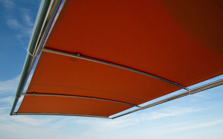 M3 Automated Boat Shade