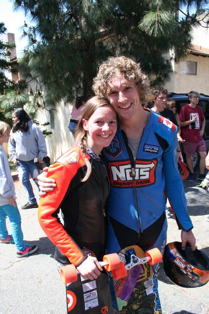 Patrick and Tamara