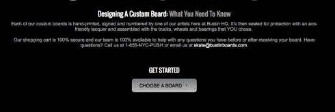 designing custom skateboards