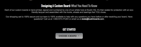 designing custom skateboards