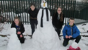 SSH Snow Day 1