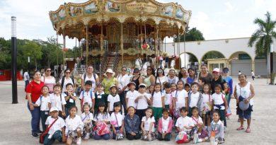 Las actividades diarias de la Feria Yucatán continúan a buen ritmo