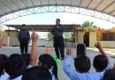 Policía Municipal de Kanasín realiza pláticas de educación vial en las escuelas