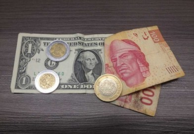 Registra el peso pérdida de 19 centavos ante el dólar
