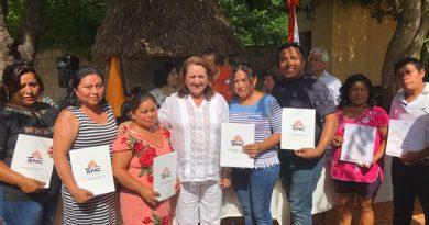 Es momento histórico de Movimiento Ciudadano en Yucatán y todo el país: Silvia López