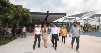 Inauguran el Centro Integral del Sur, otra obra del Ayuntamiento para la disminución de la desigualdad en Mérida