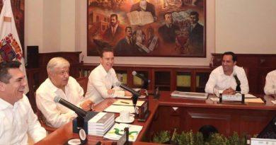 A propuesta del gobernador Mauricio Vila, Yucatán será sede de la próxima reunión del proyecto del Tren Maya
