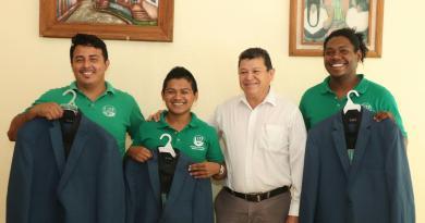 Estudiantes del ITSProgreso, viajan al ENEIT de Chihuahua