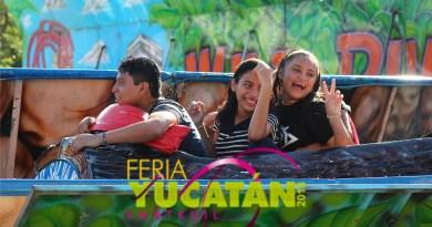 Vive la Feria Yucatán un fin de semana con mucha afluencia