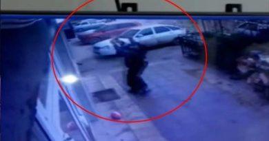Niña cae de un quinto piso; aterriza en brazos de peatones