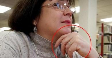 Tiró su anillo de diamantes al baño; lo recuperó 9 años después