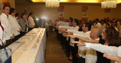 A sumar esfuerzos para transformar a Yucatán: SGG